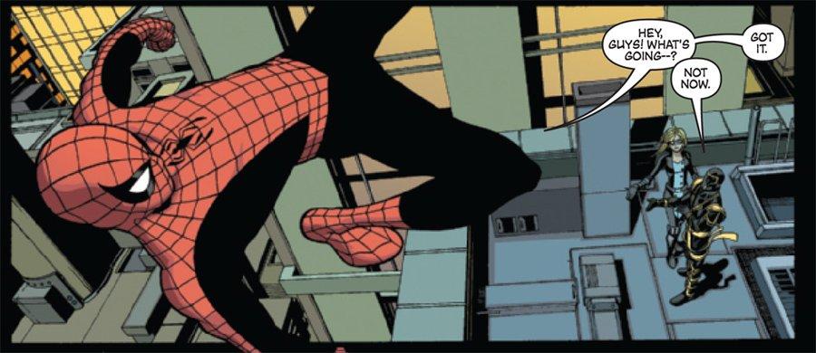 Легендарные комиксы про Человека-паука, которые стоит прочесть. Часть 2. - Изображение 3