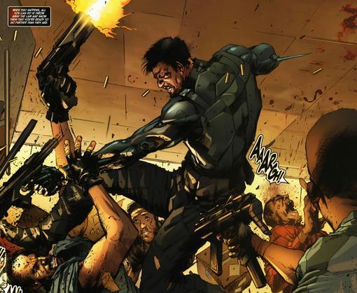 Комиксы: Deus Ex: Human Revolution. - Изображение 3