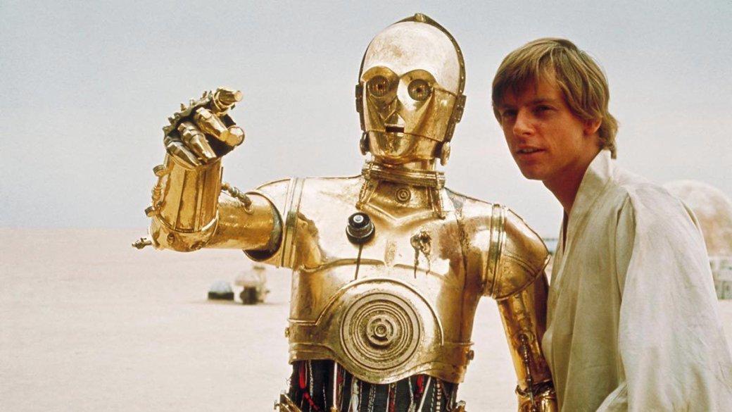 C-3PO опять все разболтал: 8-й эпизод Star Wars начнут снимать на днях - Изображение 1
