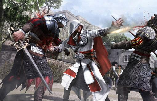 Прохождение Assassin's Creed: Братство Крови - Изображение 4