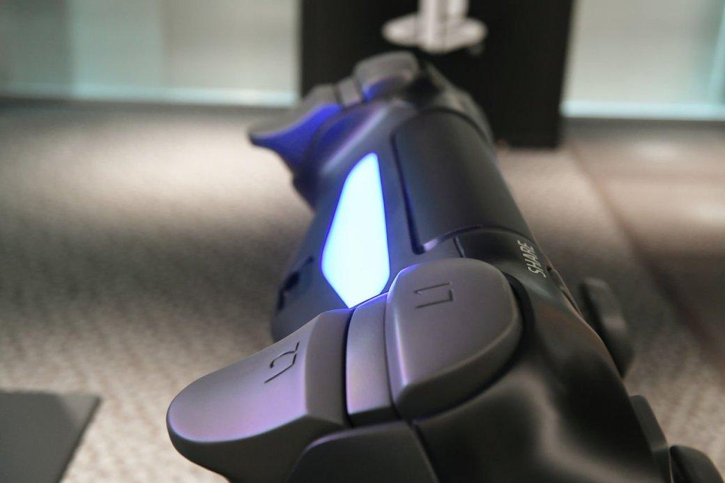 Размерчик что надо! Самый большой контроллер PlayStation 4 вмире - Изображение 3