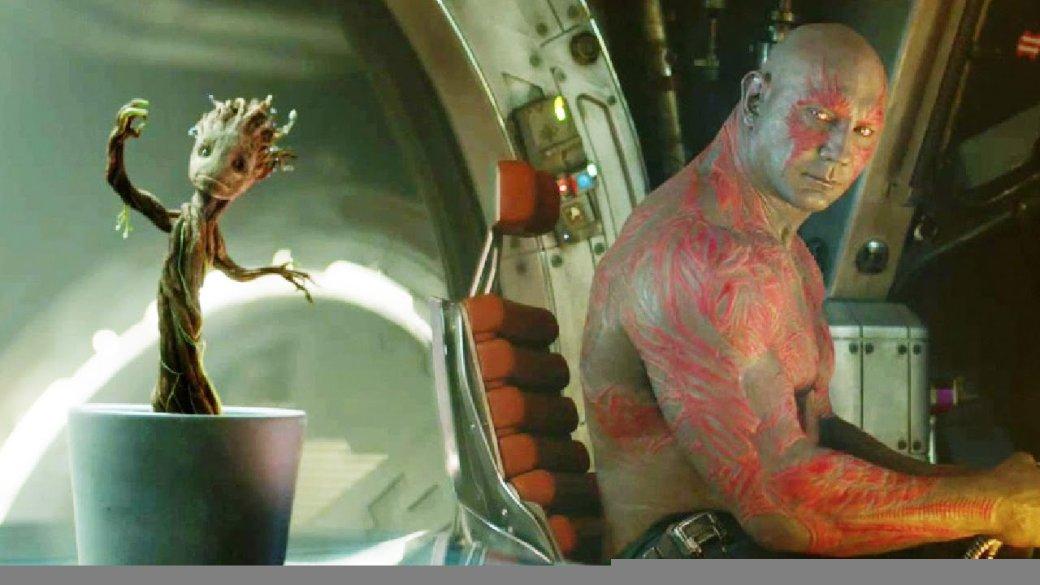 Джеймс Ганн объяснил роль маленького Грута в «Стражах Галактики 2» - Изображение 1