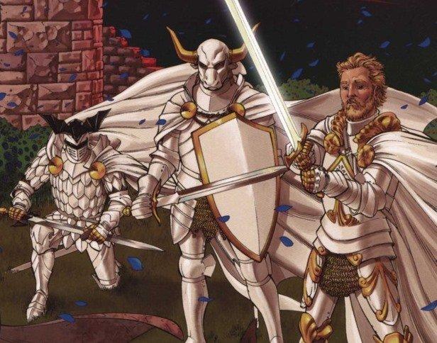 «Игра престолов» в картинках и другие комиксы последних недель - Изображение 1