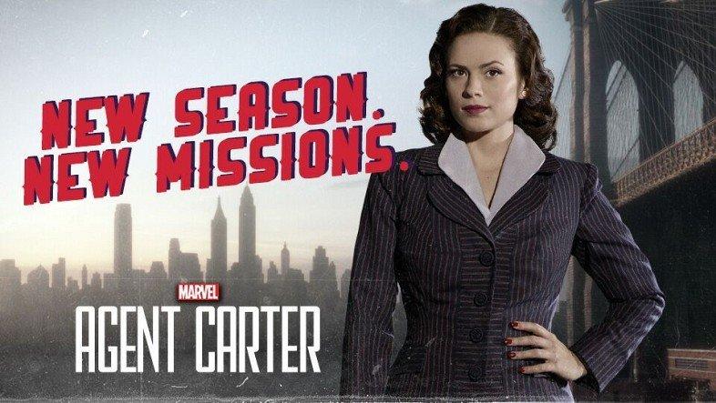 Второй сезон «Агента Картер» стартует в январе. - Изображение 1