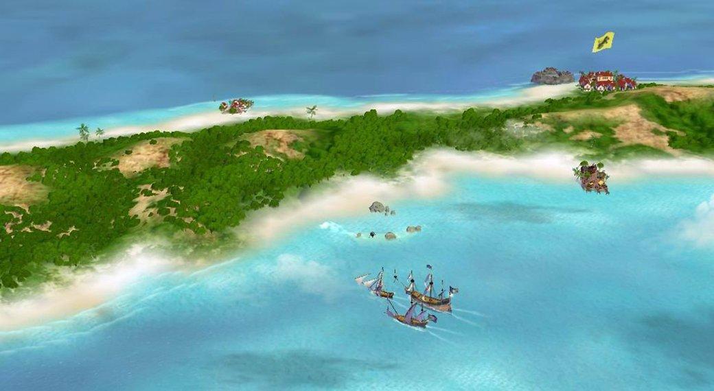 10 лучших игр про пиратов и морские приключения - Изображение 3