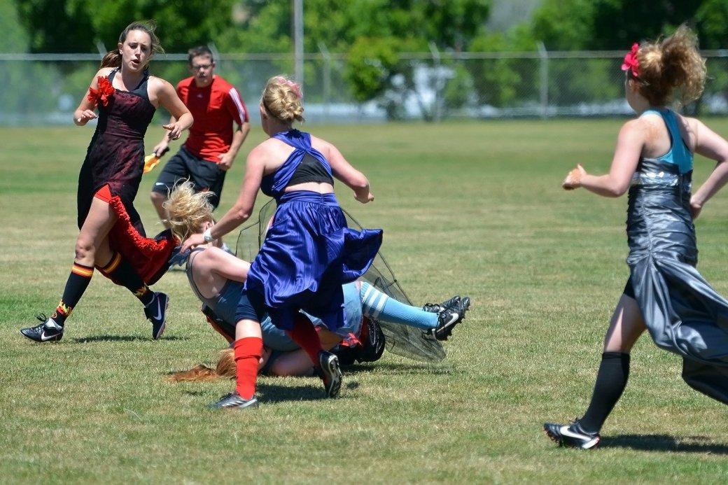 Женский футбол: Во-первых, это красиво... - Изображение 12