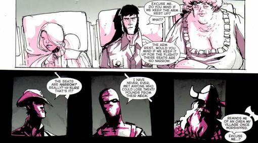 Комиксы: Cowboy Ninja Viking - Изображение 5
