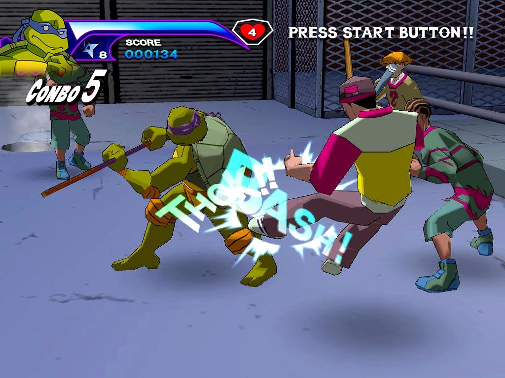 5 главных игр про черепашек-ниндзя - Изображение 4