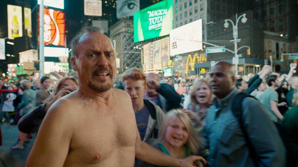 Съемки «Бёрдмэна»: как голый Китон бежал через центр Нью-Йорка - Изображение 1