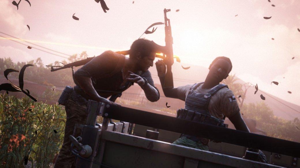 20 изумительных скриншотов Uncharted 4 - Изображение 15