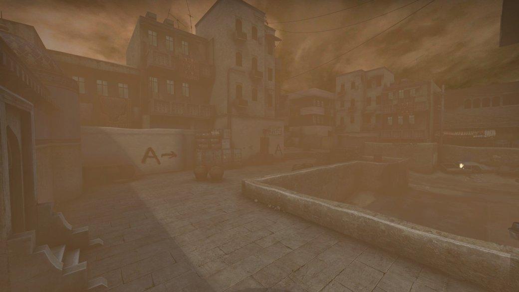 ВCounter-Strike: Global Offensive добавили смену погоды