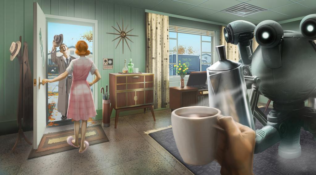 Fallout 4: крафт, история разработки, гид по выживанию и «Пип-Бой» - Изображение 1