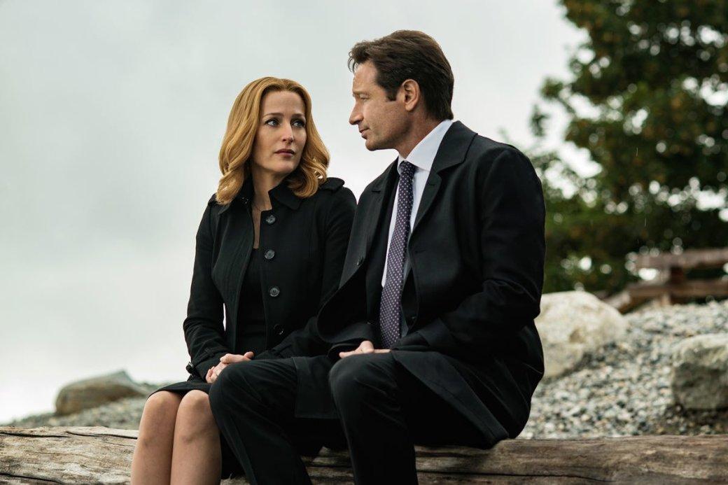 Картер и Духовны готовы снимать новые The X-Files —дело за Андерсон - Изображение 1