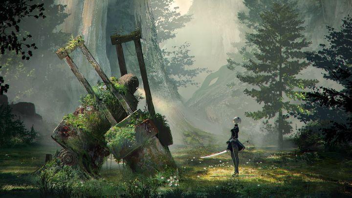 Подробности новой Nier: три персонажа, усиленная боевая система - Изображение 2
