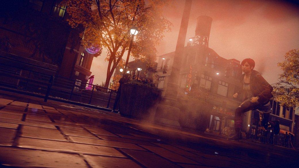 Полный некстген: 35 изумительных скриншотов inFamous: First Light. - Изображение 7