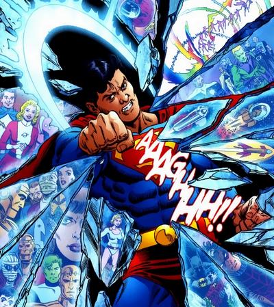Кем может оказаться Мистер Оз в комиксах DC? . - Изображение 4