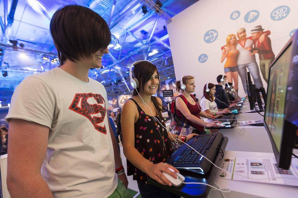 Gamescom 2014 в фото - Изображение 28