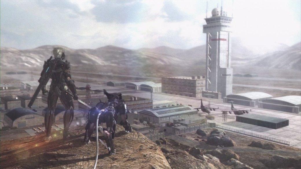 Metal Gear Rising: Revengeance - Сверхскоростной Боевик  - Изображение 5