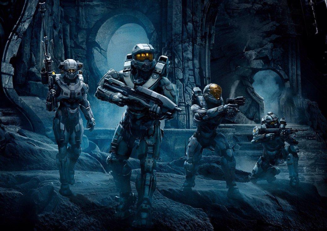 Halo 5, «Пробуждение Силы» и цирк с Konami — итоги недели - Изображение 1