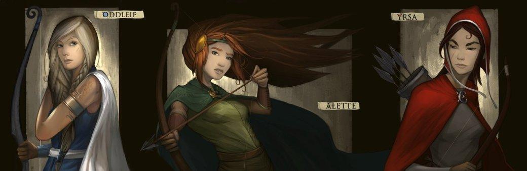 Рецензия на The Banner Saga 2 - Изображение 11