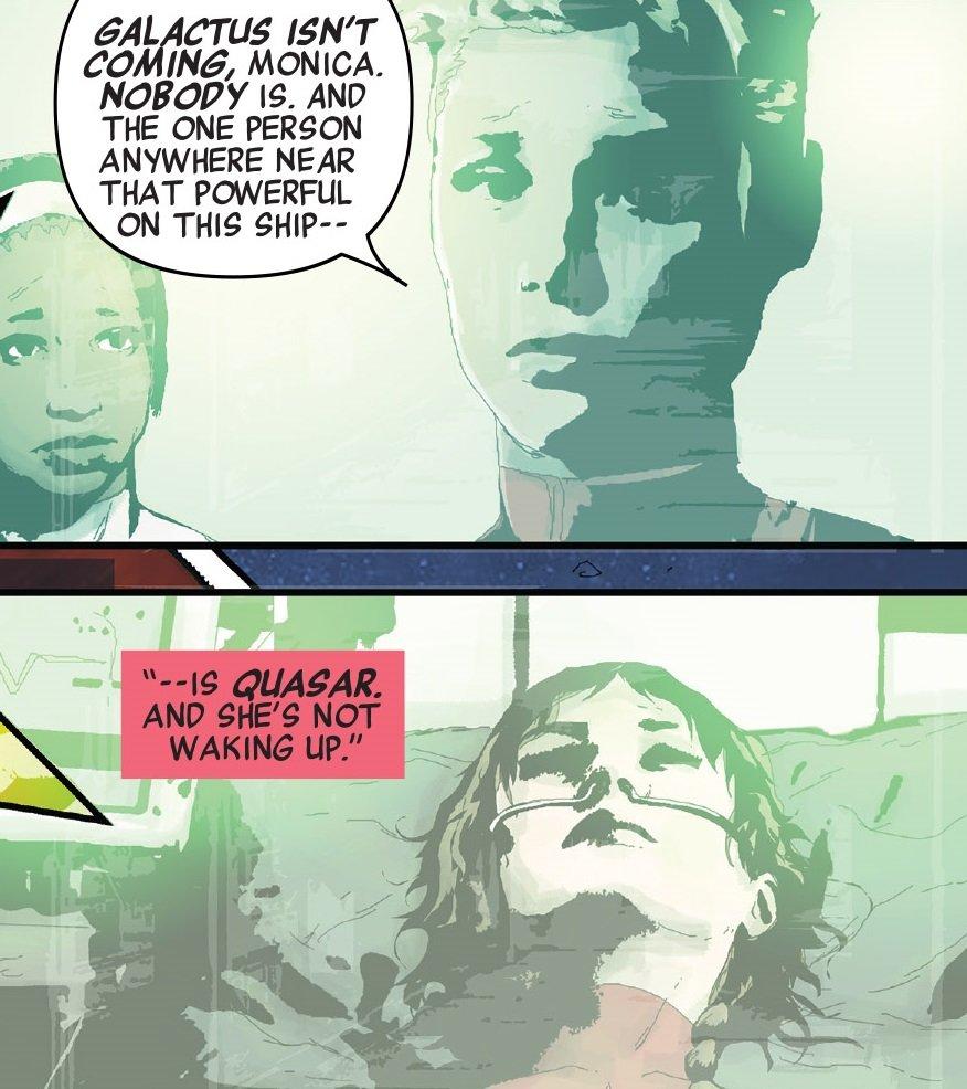 Secret Empire: Люди рады тому, что Гидра пришла к власти - Изображение 14