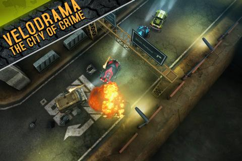 Death Rally - первая игра от Remedy на iOS. - Изображение 5