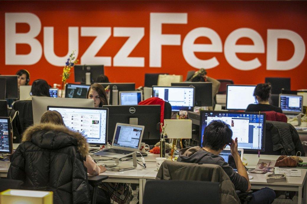 BuzzFeed нанял команду разработчиков браузерных игр - Изображение 1