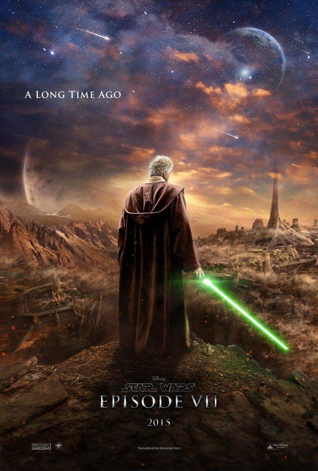 Фанатские постеры Star Wars: Episode VII - Изображение 6