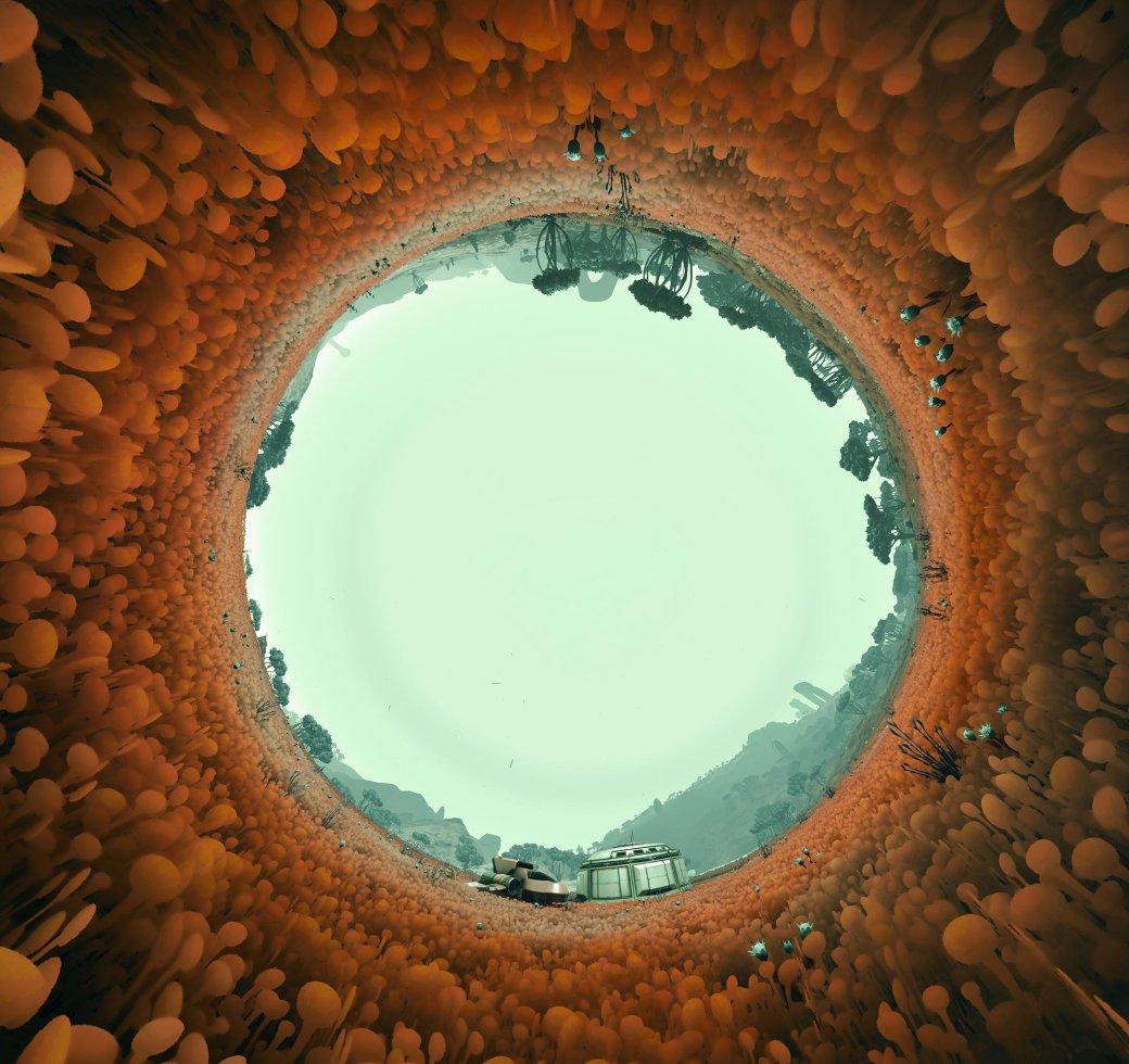 Коллекция потрясающих скриншотов NoMan's Sky, созданных вфоторежиме - Изображение 14