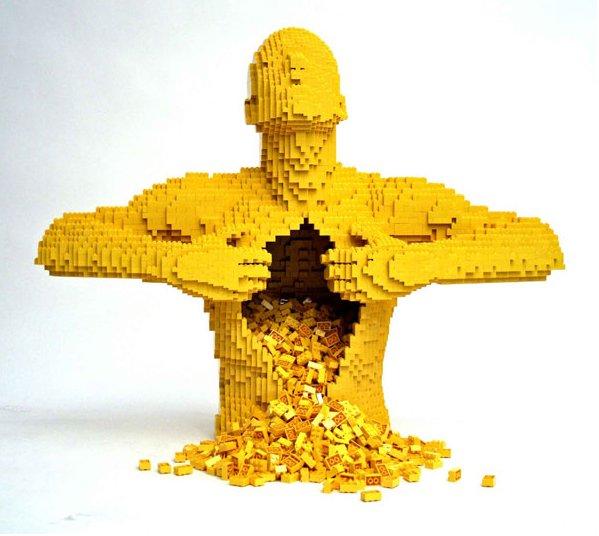Искусство в кубе: краткий экскурс по миру LEGO - Изображение 8