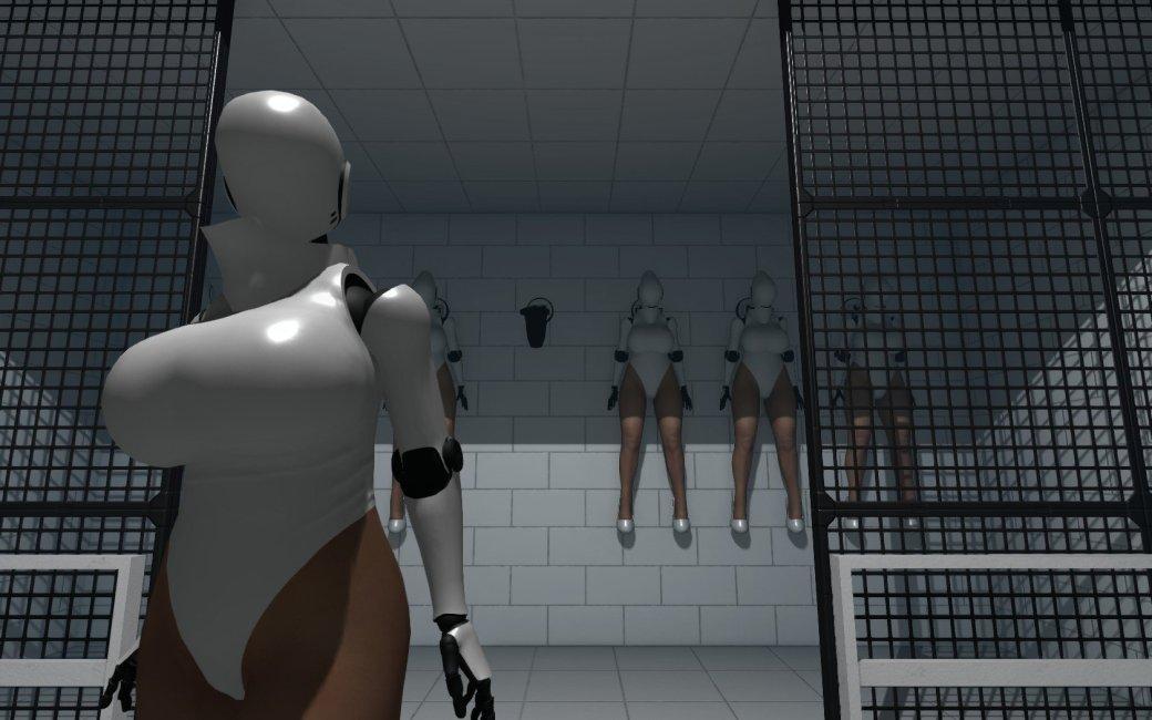 Haydee— хардкорная игра про сексуально объективированного робота - Изображение 3