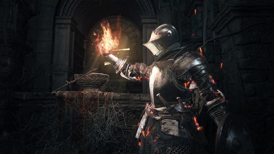 Dark Souls 3 прошли всего за сто минут. - Изображение 1