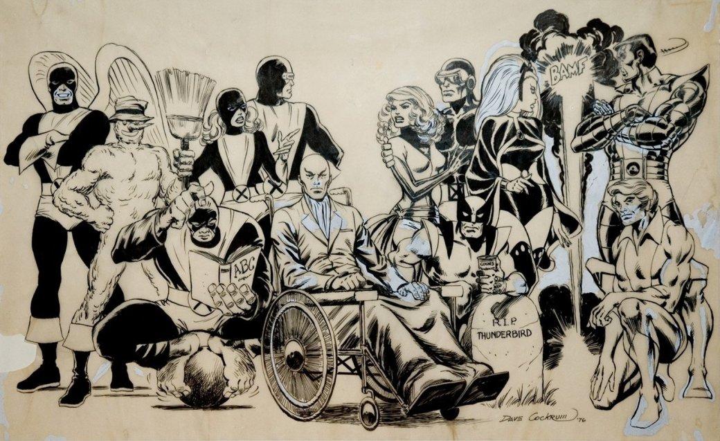 Как начать читать комиксы Людей Икс, часть 2: классика - Изображение 14