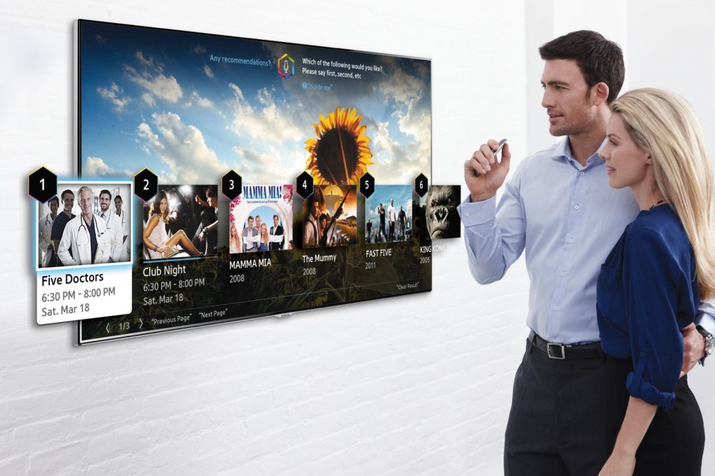 Телевизоры Samsung не будут подслушивать личные разговоры - Изображение 1