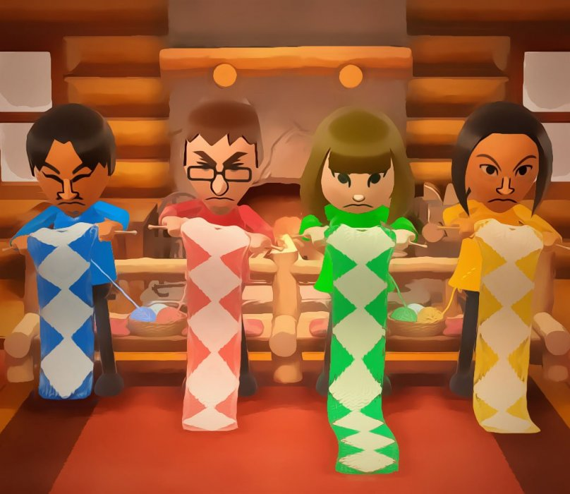 Рецензия на Wii Party U - Изображение 1