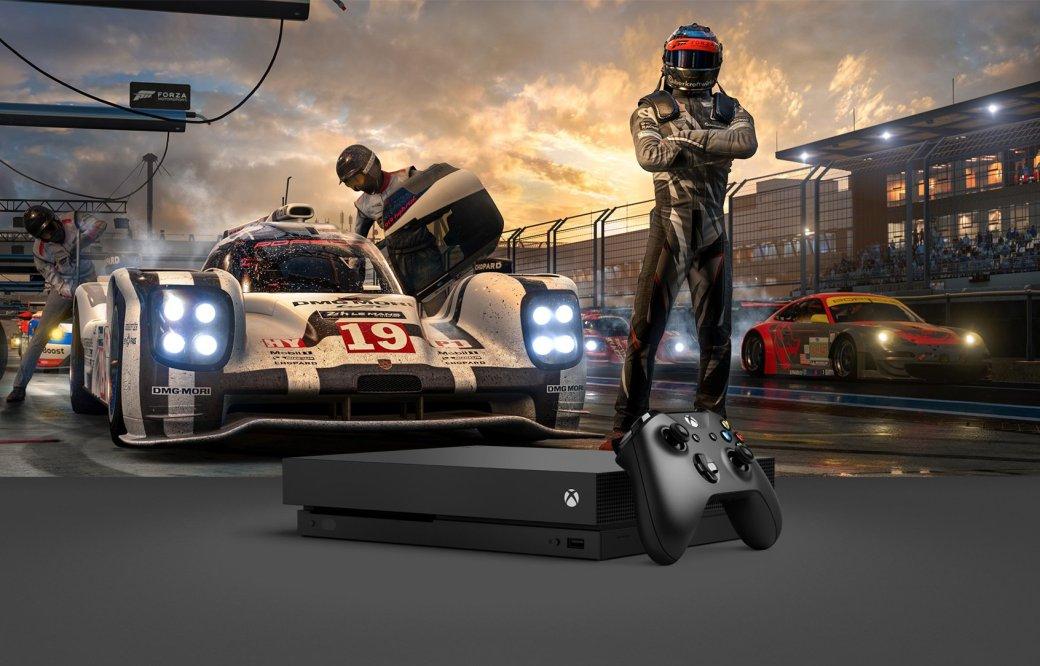 Чего ждать отMicrosoft иXbox наигровой выставке Gamescom 2017. - Изображение 1
