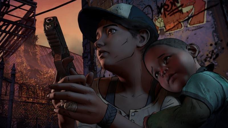 Третий сезон «Ходячих мертвецов» от Telltale получил новое название - Изображение 1