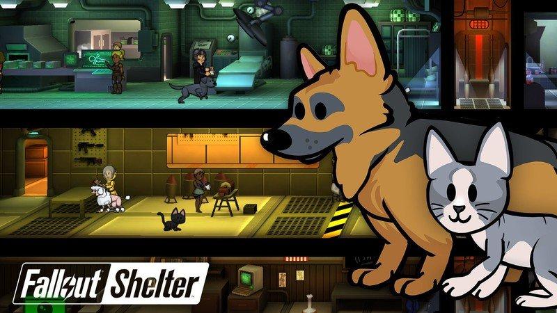 В Fallout Shelter теперь можно заводить животных - Изображение 1