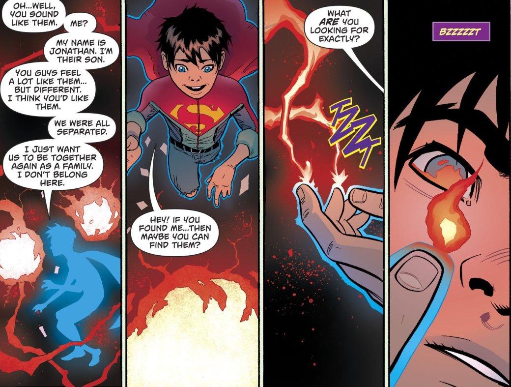 Еще одна загадка DC Rebirth: А был ли Супермен? - Изображение 9