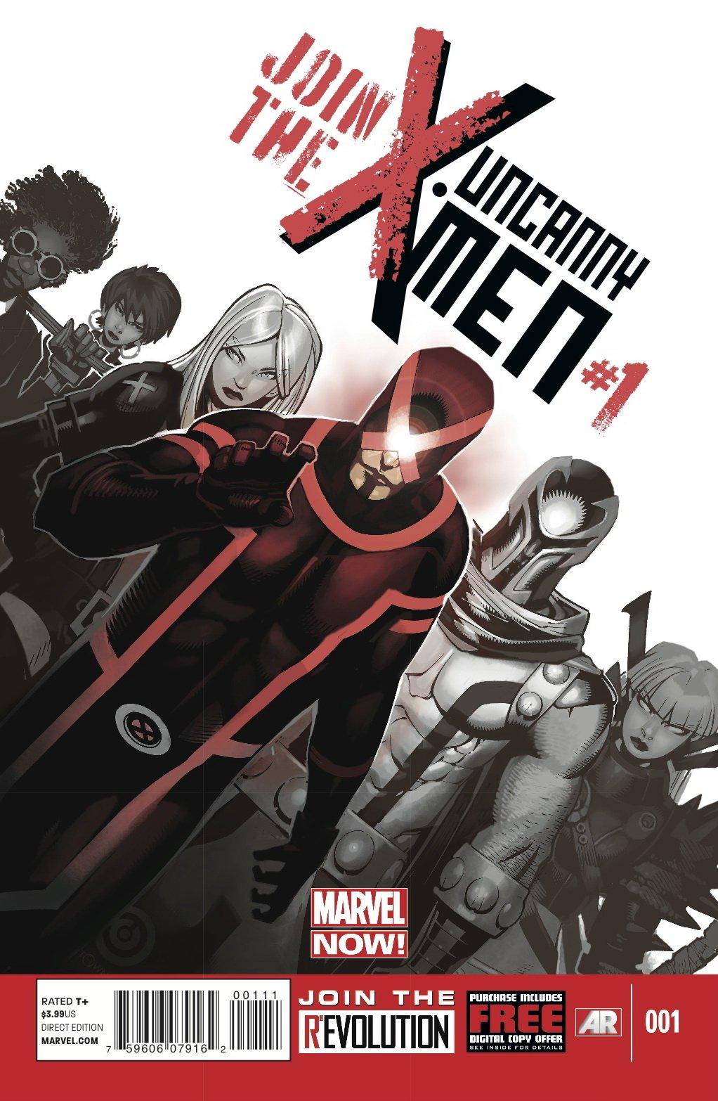 Как начать читать комиксы Людей Икс, часть 1: современные серии - Изображение 15
