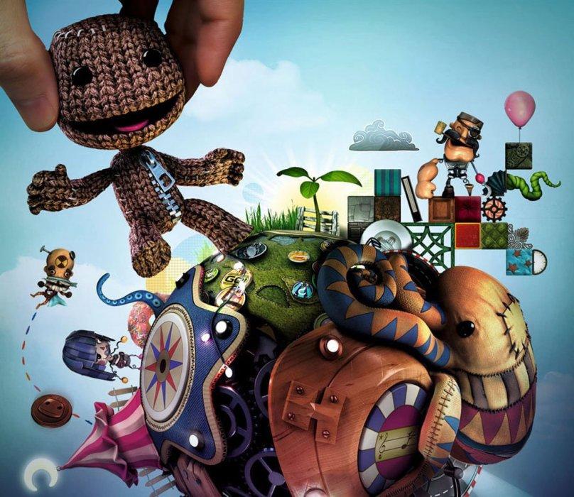 Рецензия на LittleBigPlanet PS Vita - Изображение 1