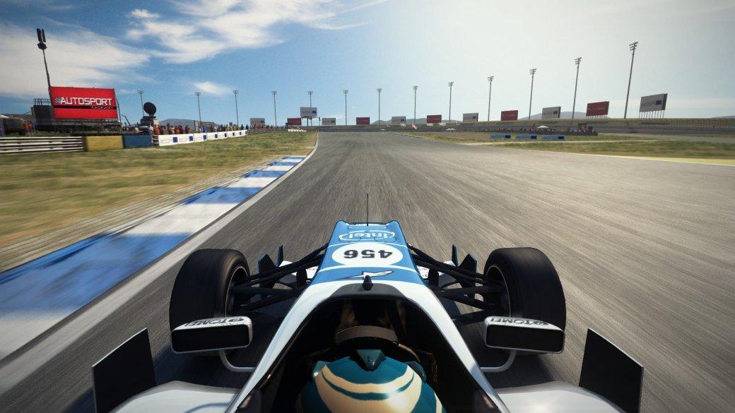 В Grid Autosport завезли Oculus Rift - Изображение 1
