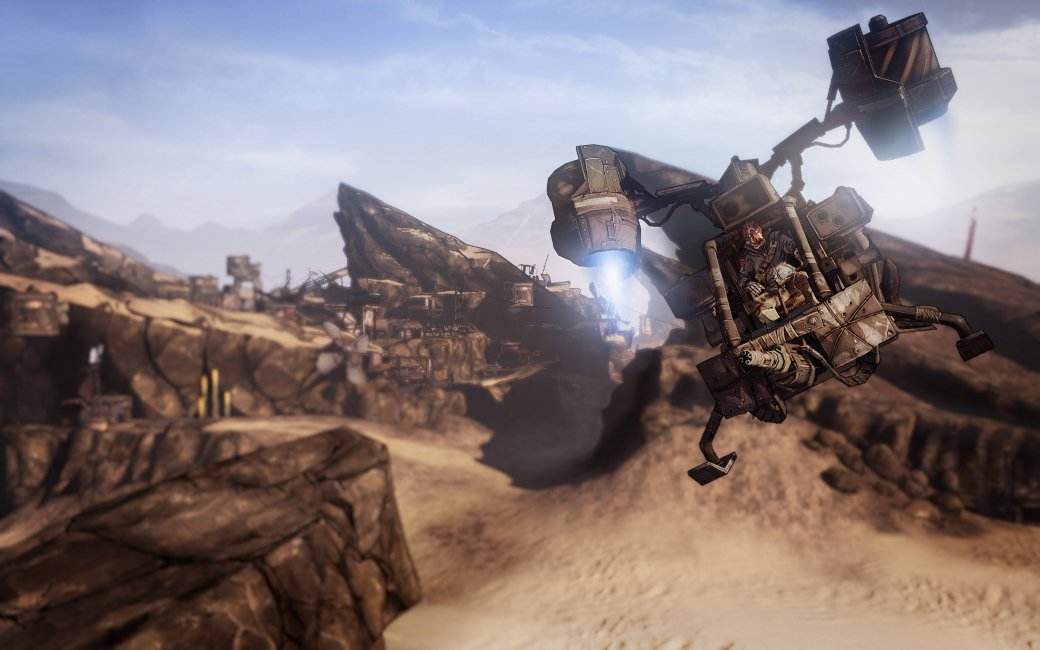 E3: Borderlands 2 - наши впечатления. - Изображение 4