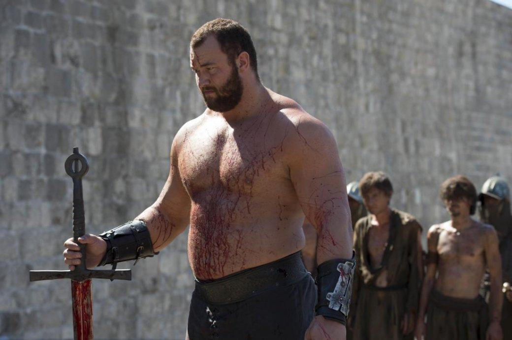 В новом «Кикбоксере» Ван Дамм дерется с Горой из «Игры престолов» - Изображение 1