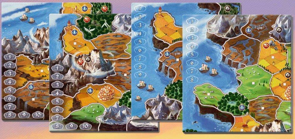 Настолки: Small World - сказочный кавардак. - Изображение 2