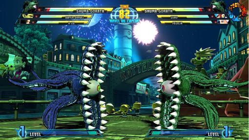 Обзор Marvel vs. Capcom 3: Fate of Two Worlds. Схватка двух йокодзун - Изображение 5