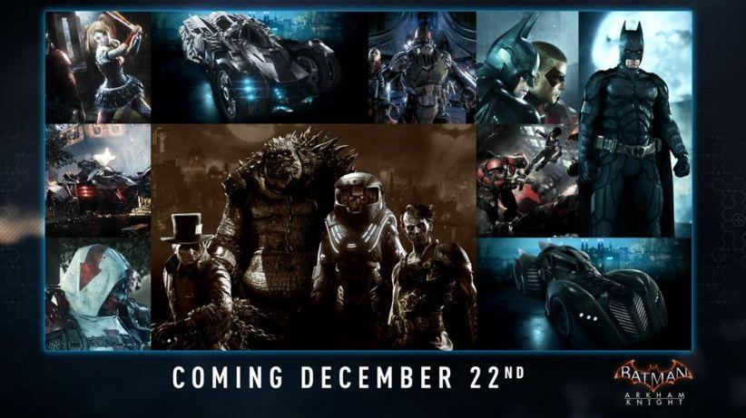 Завтра в Batman: Arkham Knight появятся новые миссии Most Wanted - Изображение 1
