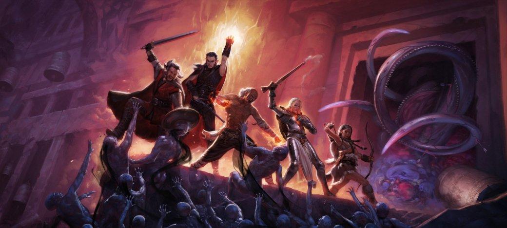 Рецензия на Pillars of Eternity. Обзор игры - Изображение 1