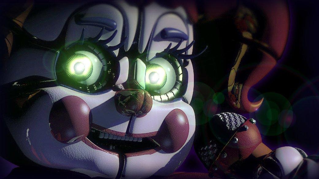 Все о сюжете и мифологии Five Nights at Freddy's: Sister Location - Изображение 2