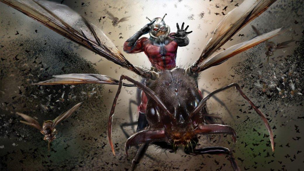 Рецензия на «Человека-муравья» - Изображение 8